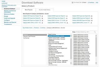 Cisco IOS Download